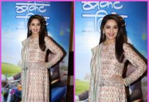 Madhuri Dixit promotes Bucket List with style and grace