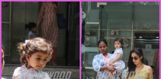 Mira Rajput Kapoor picks up daughter Misha from school
