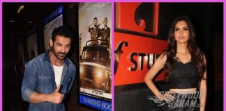 John Abraham and Diana Penty host premiere of Parmanu: The Story of Pokhran
