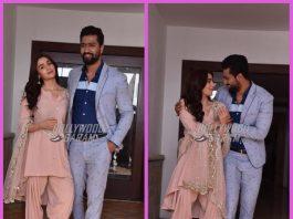 Alia Bhatt and Vicky Kaushal promote Raazi in a playful mood