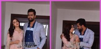 Alia Bhatt and Vicky Kaushal promote Raazi in a playful mood