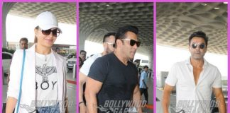 Salman Khan, Jacqueline Fernandez and Bobby Deol head to Jodhpur for next schedule of Race 3