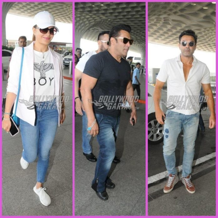 Race 3 airport