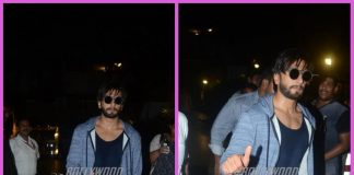 Ranveer Singh looks cool in casuals outside club