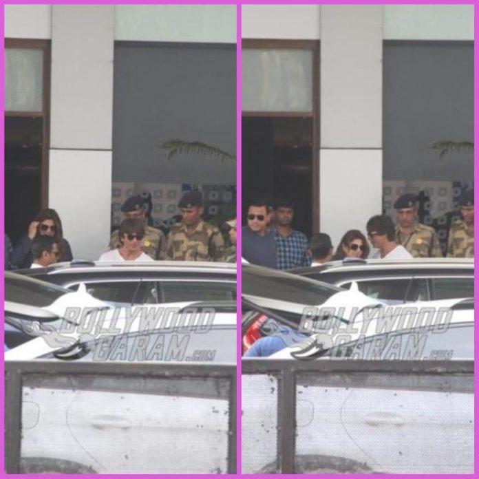 Shah Rukh Khan juhi