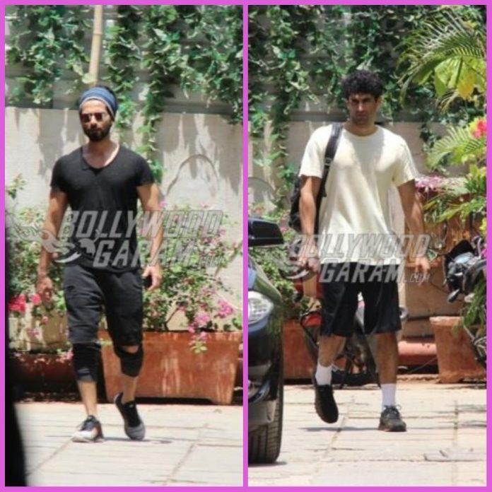 Shahid Aditya gym