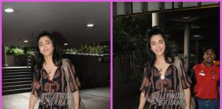 Shruti Haasan looks gorgeous as she returns from London