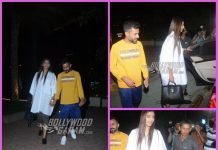 Sonam Kapoor and Anand Ahuja spend quality time over dinner