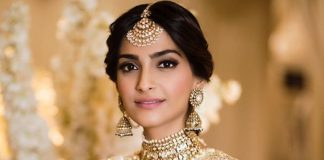 Gorgeous Sonam Kapoor stuns at her mehndi ceremony
