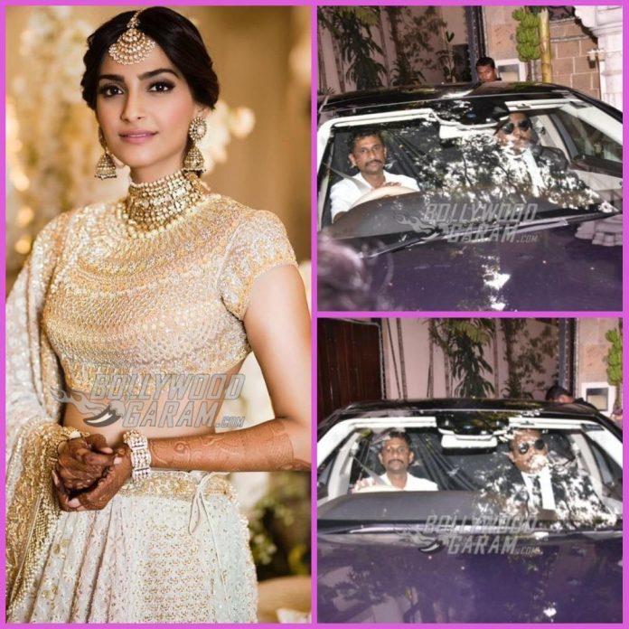 Sonam Kapoor bride