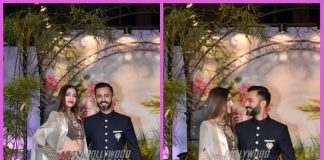 Meet the newly-weds Sonam Kapoor Ahuja and Anand Ahuja at their wedding reception – Photos