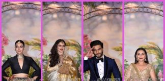 B'towners grace Sonam Kapoor and Anand Ahuja's grand wedding reception – Photos