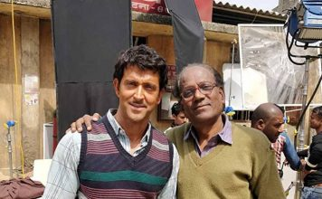 Hrithik Roshan looses weight for Super 30