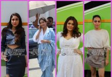 Kareena Kapoor, Sonam Kapoor, Swara Bhaskar and Shikha Talsania promote Veere Di Wedding in style