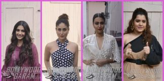 Kareena Kapoor, Sonam Kapoor, Shikha Talsania and Swara Bhaskar promote Veere Di Wedding in style