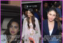 Kareena Kapoor, Swara Bhaskar and Sonam Kapoor promote Veere Di Wedding at a radio station