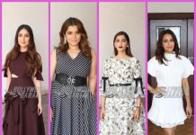 Kareena Kapoor, Sonam Kapoor, Swara Bhaskar and Shikha Talsania get back to Veere DI Wedding promotions
