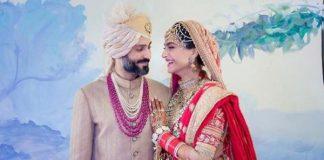 Sonam Kapoor is now Sonam Kapoor Ahuja
