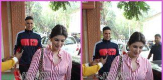 Akshay Kumar and Twinkle Khanna spend quality time