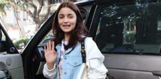 Alia Bhatt injures her foot on sets of Kalank