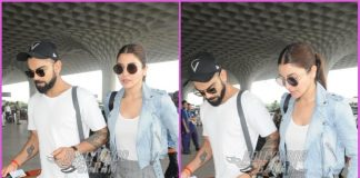 Anushka Sharma and Virat Kohli make a style splash at airport