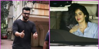 Janhvi Kapoor, Varun Dhawan and Badshah wish Arjun Kapoor on his 33rd birthday