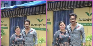 Bharti Singh and Harsh Limbachiyaa spend quality time over lunch