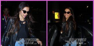 Deepika Padukone makes a trendy return from New York