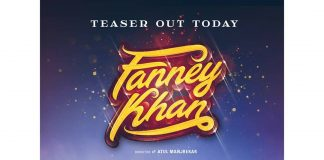 Anil Kapoor launches teaser of Fanney Khan