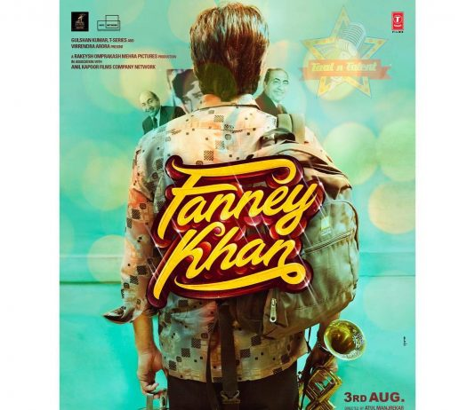 Fanney Khan first poster unveiled