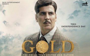 Farhan Akhtar unveils new poster of Gold featuring Akshay Kumar
