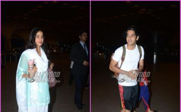 Janhvi Kapoor and Ishaan Khatter all smiles as they leave for Jaipur