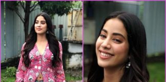 Janhvi Kapoor looks gorgeous while promoting Dhadak