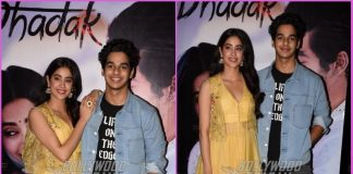 Janhvi Kapoor and Ishaan Khatter begin promotions of Dhadak
