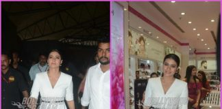 Kajol graces launch event in style