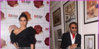 Kajol and Jackie Shroff grace an event in Mumbai