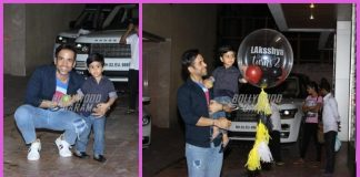 Star kids wish Laksshya Kapoor on his second birthday