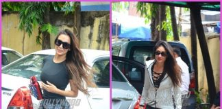Kareena Kapoor and Malaika Arora at their stylish best during workout time