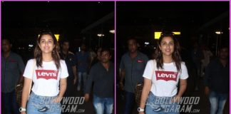 Parineeti Chopra returns from a short holiday at Goa