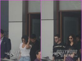 Priyanka Chopra and Nick Jonas return from fun trip to Goa