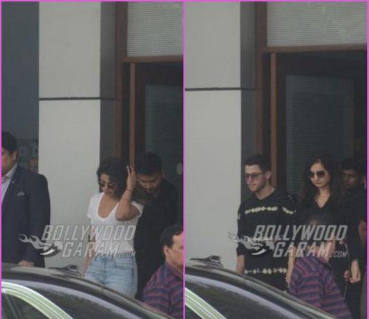 Priyanka Chopra and Nick Jonas return from fun trip to Goa