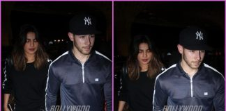 Priyanka Chopra and Nick Jonas head back to the US