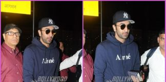 Ranbir Kapoor makes a stylish return from IIFA