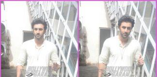 Ranbir Kapoor promotes Sanju in style