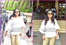 Rani Mukerji dazzles on a casual outing