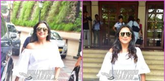 Rani Mukerji dazzles on a casual outing