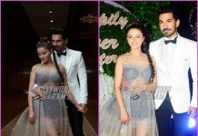 Rubina Dilaik and Abhinav Shukla look dream-like at wedding reception