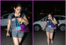 Sara Ali Khan continues with her yoga sessions