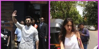 Sara Ali Khan and Ranveer Singh to begin shooting Simmba