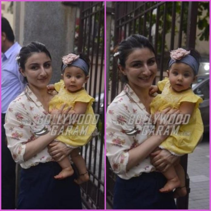 Soha Ali Khan daughter